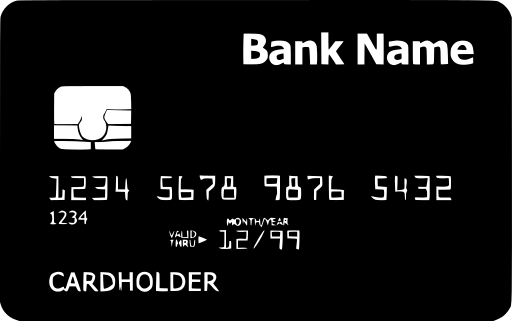 Picture that Looks Like a Credit Card CC0